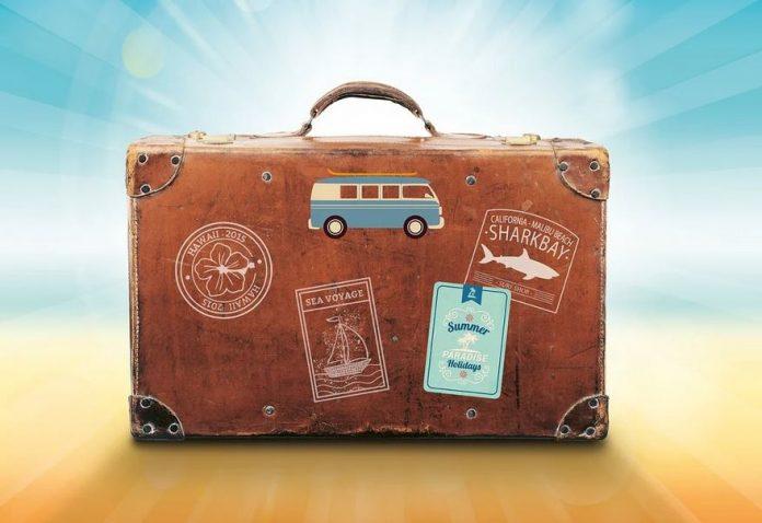 Valise de voyage