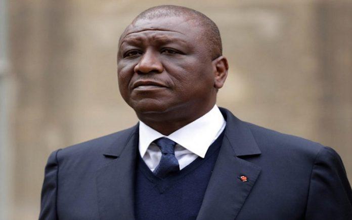 Le nouveau patron de la Grande loge de Côte d'Ivoire (GLCI)