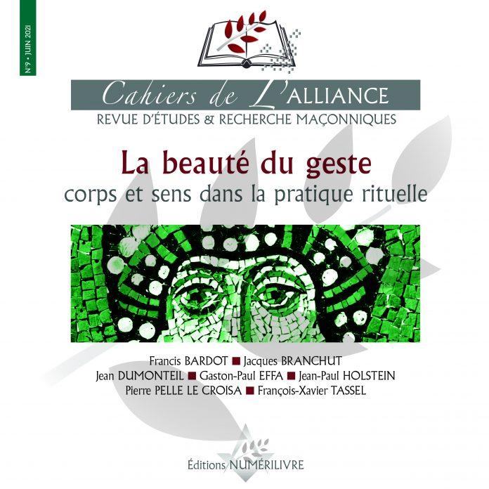 Cahiers de L'Alliance n° 9