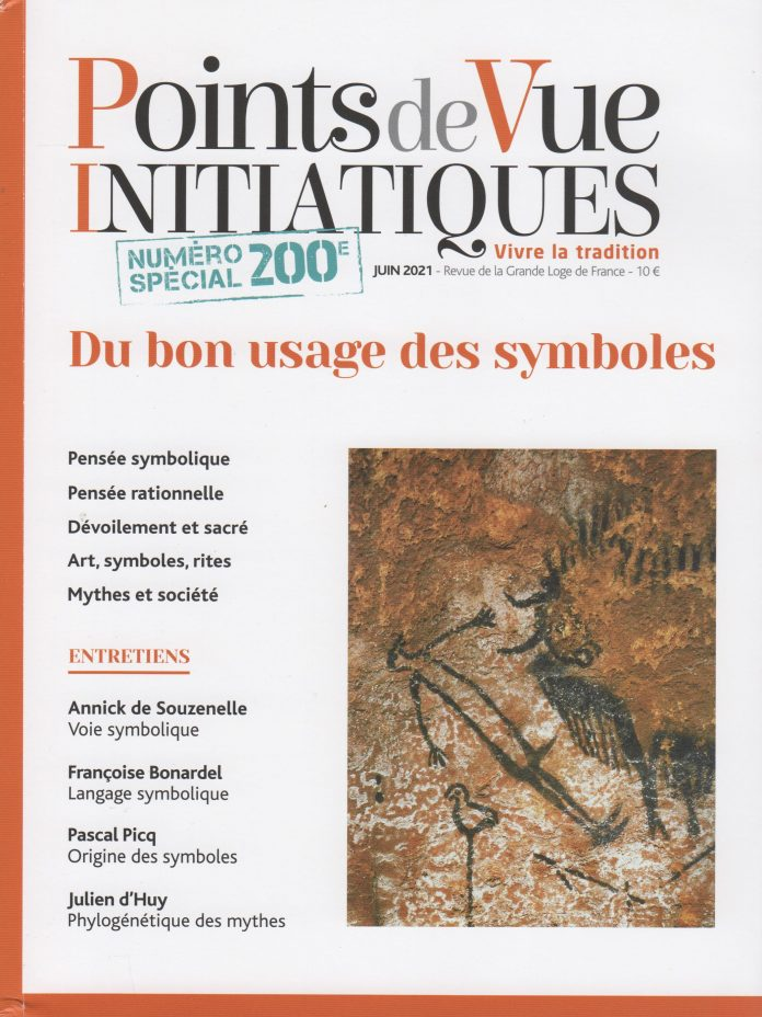 Points de Vue Initiatiques - NUMÉRO SPÉCIAL 200E