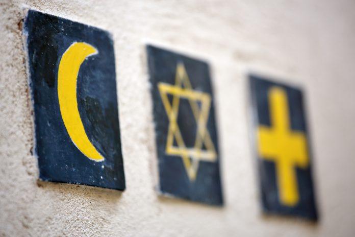 les 3 religions monothéistes