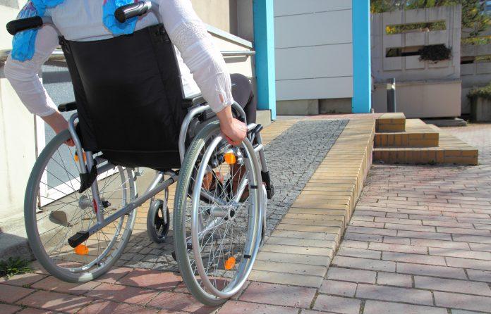 Personne en situation de handicap