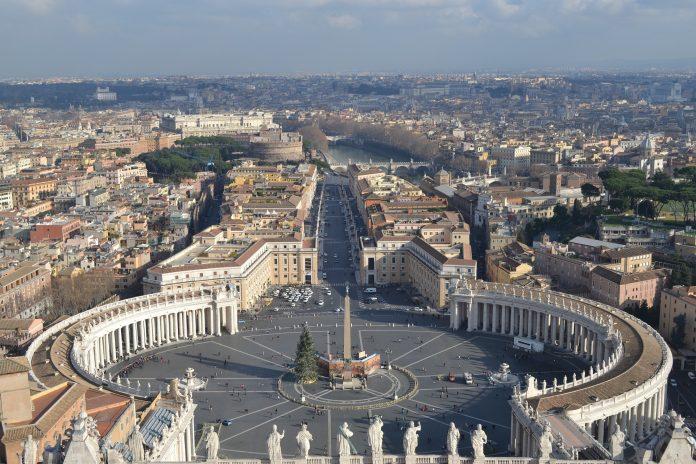 Place Saint Pierre - Le Vatican