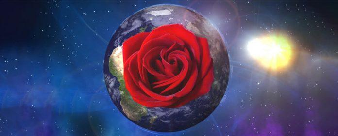 l'Amour universel par Serge Toussaint