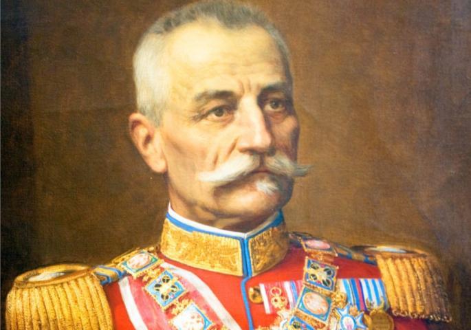 le roi serbe Petar I Karađorđević