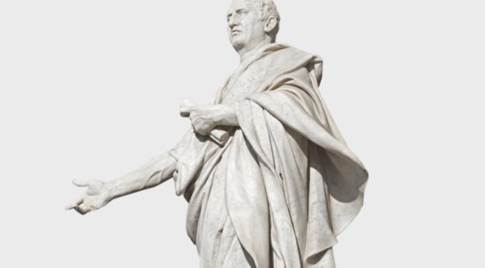 Statue de Cicéron