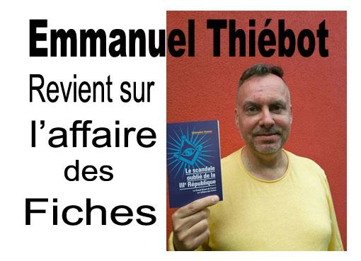 Emmanuel Thiébot