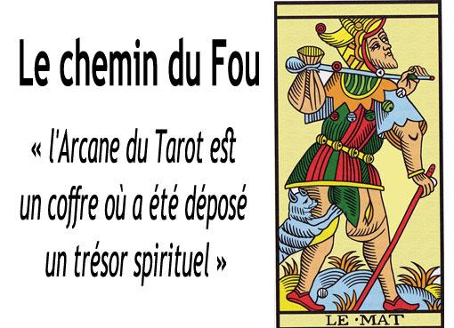 Le Fou en Tarot