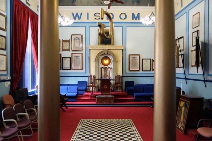 Temple maçonnique de Cornwall
