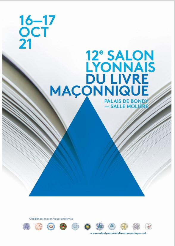 Salon Lyonnais du Livre Maçonnique 2021