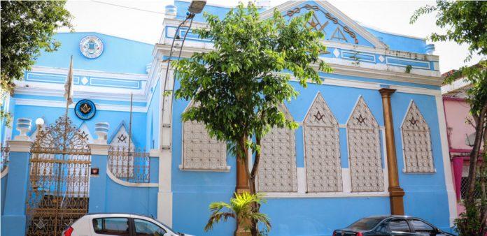 Le siège a été construit par le général João do Rego Barros Falcão en 1872   Photo : Brayan Riker